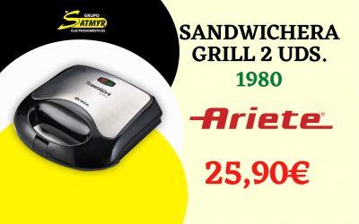 SANDWICHERA ARIETE GRILL – 1980